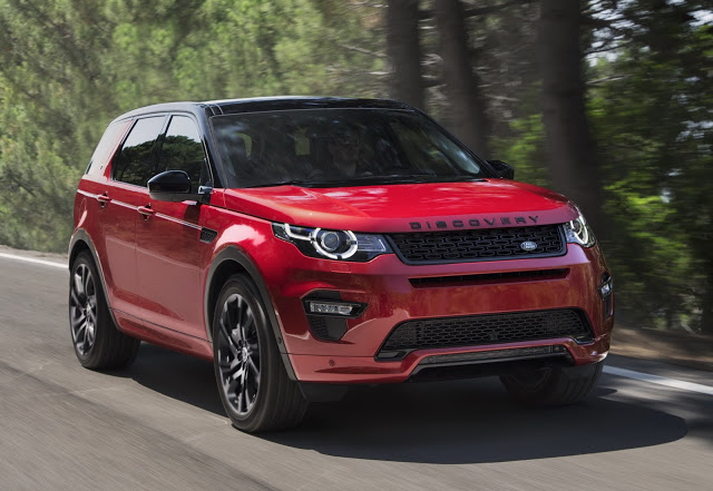 Discovery Sport 2016