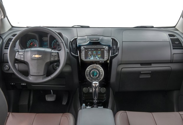 Chevrolet Trailblazer 2016 Interior