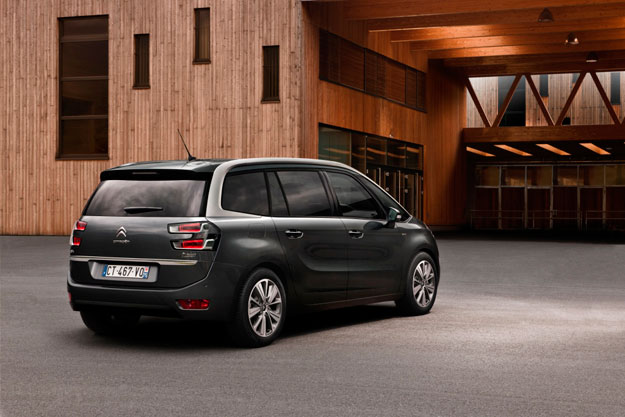 Citroën C4 Grand Picasso 2016
